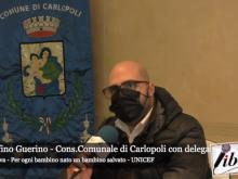 Serafino Guerino - Per ogni bambino nato un bambino salvato (UNICEF)
