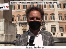 Mario Staderini - Clima? Parola ai cittadini (estratti a sorte)