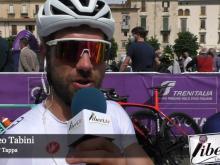 Giro E 2021 - Intervista ad Amedeo Tabini - Tappa 9