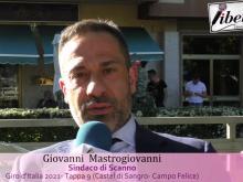 Giro d'Italia 2021 - Intervista a Giovanni Mastrogiovanni, Sindaco di Scanno - Tappa 9