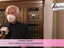 Giro d'Italia 2021 - Intervista Gianni Savio