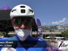 Giro E 2021 - Intervista a Francesco Moser - Tappa 17