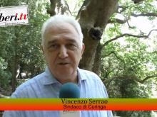 Vincenzo Serrao, Sindaco di Curinga - UNPLI in visita al Platano di Curinga