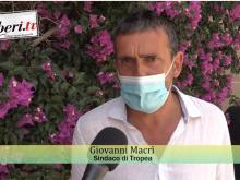 Giovanni Macrì, Sindaco di Tropea - Festa delle Pro Loco nel Borgo dei Borghi