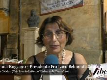 Giovanna Ruggiero - Premio Letterario Galeazzo Di Tarsia 2021
