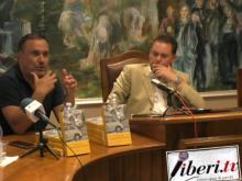 """Premio Muricello 2021 - Presentazione di """"Cosa rimane dei nostri amori"""" di Olimpio Talarico"""
