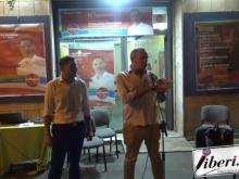 Luigi De Magistris e Rosario Piccioni incontrano la cittadinanza - Lamezia Terme