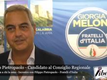 Filippo Pietropaolo (Fratelli d'Italia) - La Calabria a chi la ama