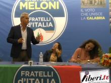 Incontro con Filippo Pietropaolo (FdI) - La Calabria a chi la ama  - Calabria 2021