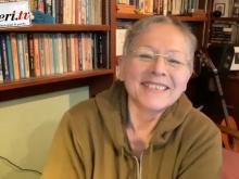 Giancarlo Calciolari intervista Élisabeth Vonarburg [Fr]