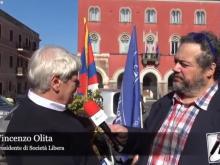 Vincenzo Olita, Presidente di Società Libera - XI Marcia per la Libertà delle minoranze e dei popoli oppressi