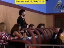 Andrea Roy Guido (M5S) - Seduta del Consiglio Municipale Roma VII del 18/10/2018