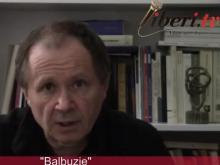 """Balbuzie"" - Intervento di Giancarlo Calciolari"