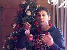 Riccardo Cristiano - Acquista le palline dell'UNITALSI - Messaggio di Beneficenza