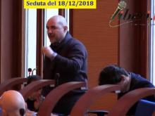 Fulvio Giuliano (Fratelli d''Italia) - Seduta del Consiglio Municipale Roma VII del 18/12/2018