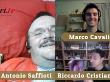 Chi ci capisce (a noi due) è bravo! Seconda Puntata . Con Riccardo Cristiano, Antonio Saffioti e Marco Cavaliere