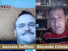 Antonio Saffioti e Riccardo Cristiano Chi ci capisce (a noi due) è bravo!  5-01-2019