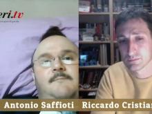Antonio Saffioti e Riccardo Cristiano - Chi ci capisce (a noi due) è bravo! Puntata del 12-01-19