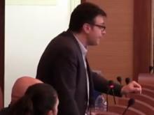 Antonio Principato (M5S) - Seduta del Consiglio Municipale Roma VII del 17/01/2019