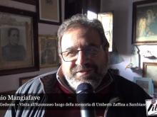 Intervista ad Antonio Mangiafave - Visita all'Ecomuseo della memoria di Umberto Zaffina a Sambiase - Lamezia Terme (Cz)