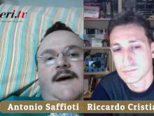 Riccardo Cristiano e Antonio Saffioti - Chi ci capisce (a noi due) è bravo! Puntata del 26 gennaio 2019