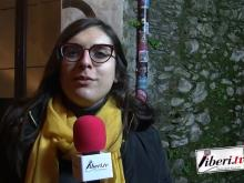 "Giovanna Cristina Vivinetto, autrice di ""Dolore Minimo"", edit. Interlinea"