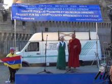X Marcia internazionale per la Libertà delle Minoranze e dei Popoli Oppressi