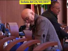 Seduta del Consiglio Municipale Roma VII del 24/10/2017