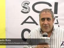 Intervista a Pierpaolo Ruta - Sciabaca Festival 2019