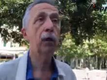 Paolo Berdini, urbanista e saggista nonchè ex assessore all'Urbanistica della Giunta di Virginia Raggi