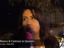Intervista ad Angela Bianco ed i Castrum in Quartet - Cleto in Fiera 2019