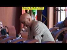 Seduta del Consiglio Municipale Roma VII del 7/06/2018