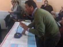 Intervento di Danilo Ruggiero in Consiglio del Municipio RM X per il Comitato Mare X Tutti
