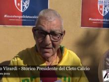 Intervista ad Antonio Virardi - Cleto in Fiera 2019
