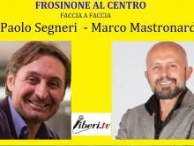 Pier Paolo Segneri - Marco Mastronardi - CREARE IL FUTURO #Frosinonealcentro