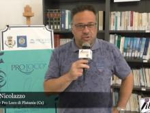 Intervista a Paolo Nicolazzo - Presidente Pro Loco Platania