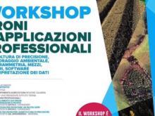"""""""Droni e applicazioni professionali"""" - Workshop"""
