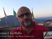 Antonio Chieffallo. Premio Muricello 2018  - San Mango d'Aquino (Cz).