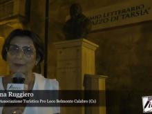 Intervista a Giovanna Ruggiero - Presidente Pro Loco Belmonte Calabro