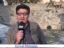 Esmail Mohades - XII Marcia internazionale per la Libertà di minoranze e popoli oppressi