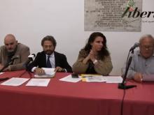 Conferenza stampa del Comitato Mare X Tutti - Campidoglio 3 dicembre 2019