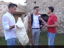 Matteo Dodaro e Vincenzo Di Sanzo intervistati da Riccardo Cristiano - Musica della Tradizione - MusiCleto 2018