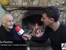 I 100 anni di Romilda Plastino - Intervista di Riccardo Cristiano alla festeggiata