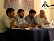 Andrea Casu, segretario del PD di Roma. Presentazione del progetto del PD sul mare (stralci) - Ostia 23/07/2018 #marediroma