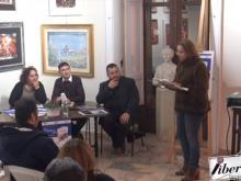 """Presentazione di """"Vi dichiaro uniti"""" di Riccardo Cristiano - Spazio arte 57"""