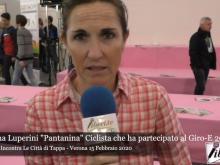 Intervista a Fabiana Luperini - Il Giro E incontra le città di Tappa - Uno sguardo con Liberi.tv