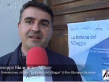 """Intervista a Don Giuseppe Biamonte autore di """"La fontana del villaggio"""""""