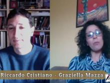 #Covid19 - Liberi...a casa! Conversazione con Graziella Mazza