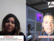 #Covid19 - Liberi...a casa! Cristina Leo, Assessora alle Politiche Sociali, Pari Opportunità e Politiche Abitative MRMVII