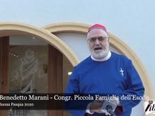 #Covid19 - Liberi...a casa! - Dalla morte in croce alla luce della vita vera. Padre Benedetto Marani